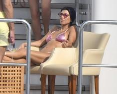 Photos Kourtney Kardashian's