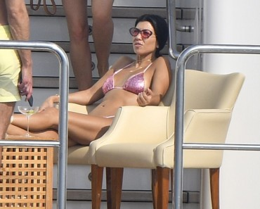 Photos Kourtney Kardashian's