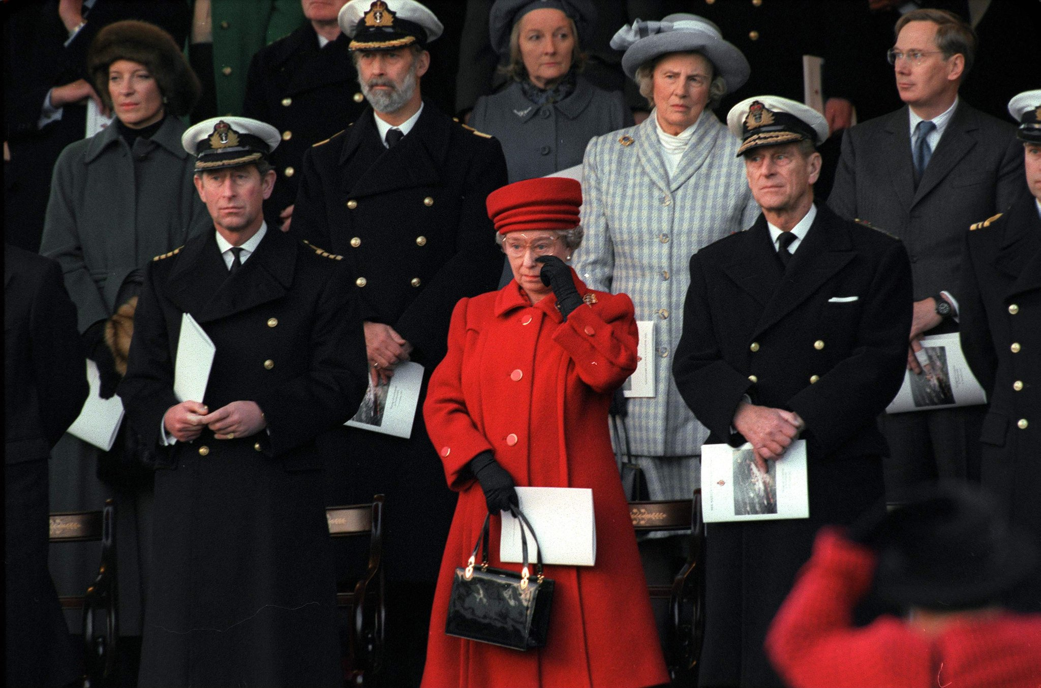 Royal Yacht Britannia-Queen Elizabeth II-V67