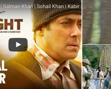 Salman Khan Tubelight Trailer