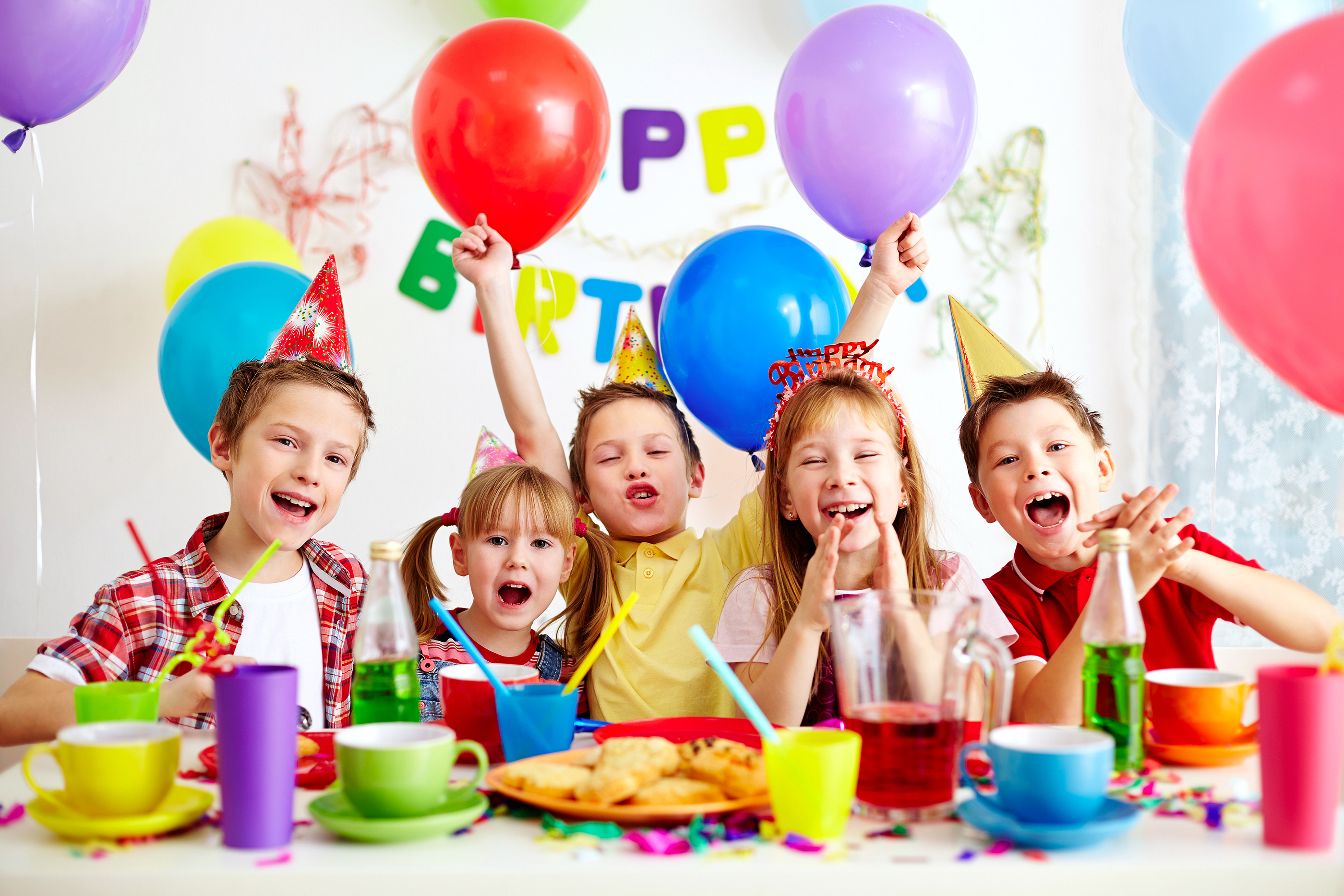 Unique Invitation Ideas For A Child's Birthday Party