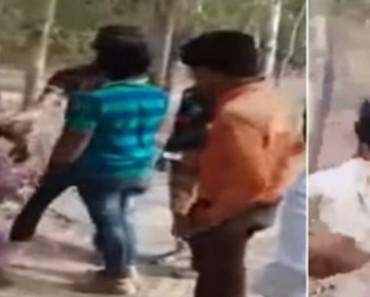 Women Molest In Up's Rampur