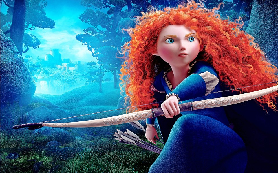 Brave - Mother's Day Movies