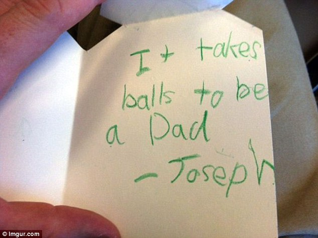 The Funniest Letters Adults Have Received From Children Revealed