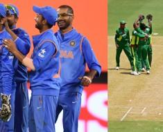 ICC Champions Trophy Semi Final