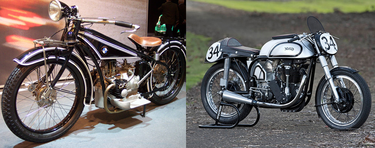 30 Most Iconic Motorcycles Of All Time