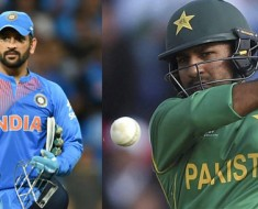 India Meets Pakistan In Finals