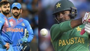 India Meets Pakistan In Finals