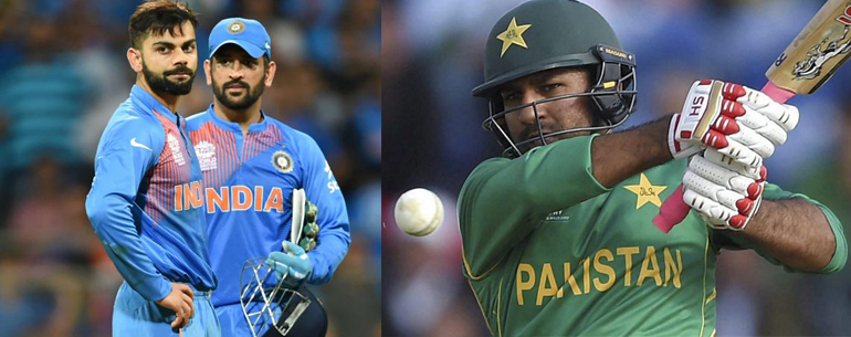 This Sunday On Father's Day India Meets Pakistan In Finals Or Baap (India) Meets Beta (Pakistan)  In The Finals