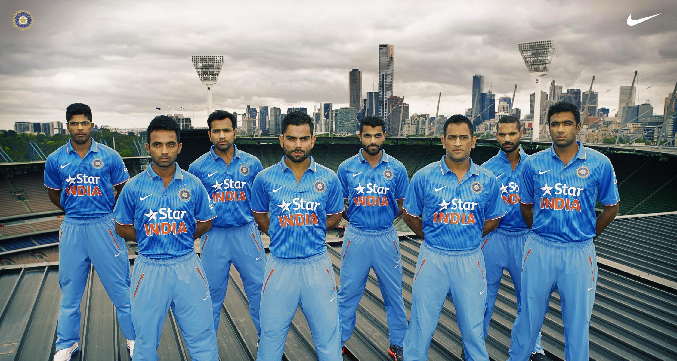 India Team -ICC