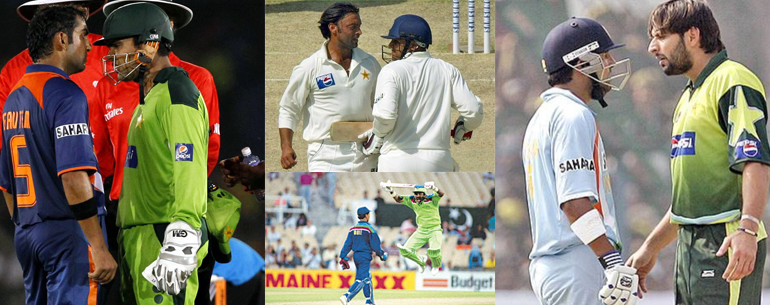 9 Top Controversies And Fights In India Pakistan Cricketing Moments