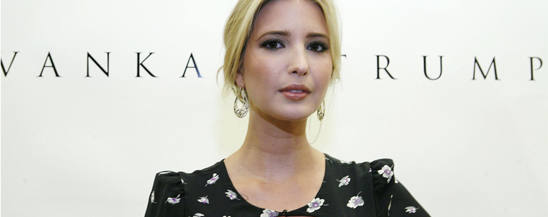 Ivanka Trump's fashion