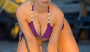Katie Salmon in Bikini