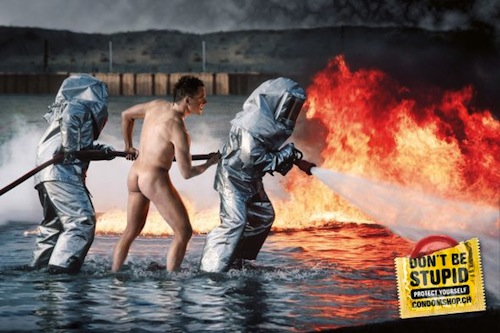 14 Brilliantly Creative Condom Ads That You Should Watch