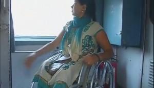 Medal winning Indian para-athlete Suvarna Raj-1