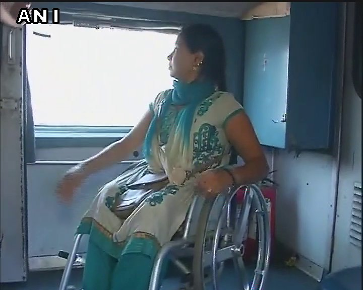 Indian Para Athlete Was Forced To Sleep On Train Floor Even After Winning A Medal For India