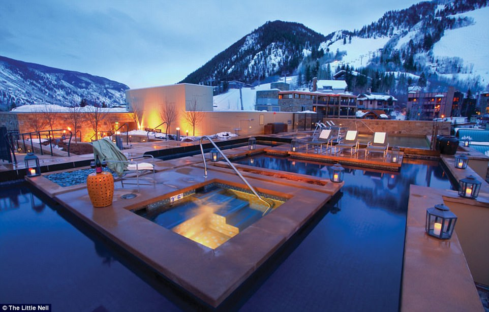 The World's Most Spectacular Hot Tubs Revealed