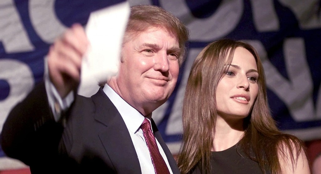 40 Photos Of Melania Trump That Donald Has Kept Secret