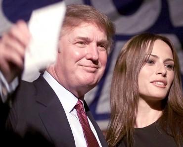 Photos Of Melania Trump