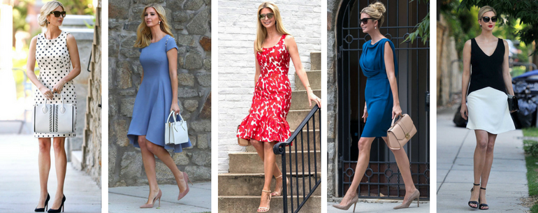 28 Photos Proving Ivanka Trump Is A Fashion Icon