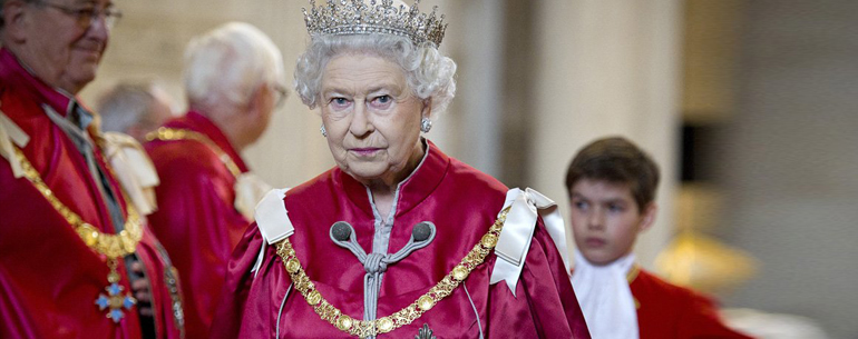 Queen Elizabeth Found Guilty In Missing Children Case ??