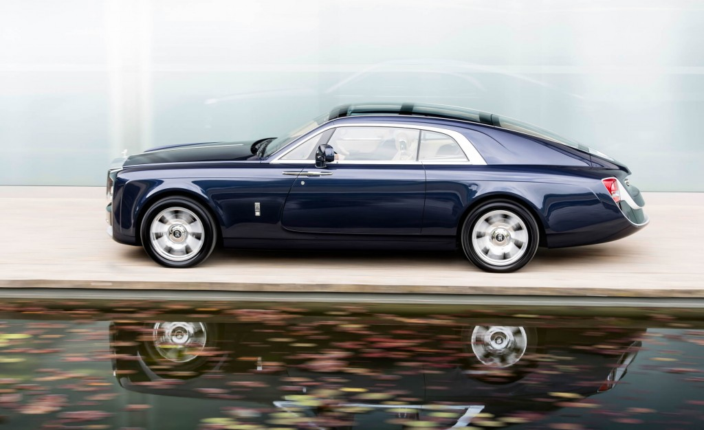 The Rolls Royce Sweptail Is The Most Expensive Car In The World Even Billionaires Can't Buy