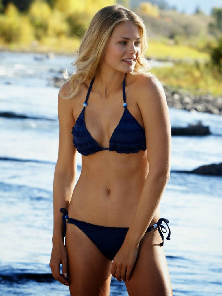 Hot Photos Of Adrianne Palicki  In Bikini -Updated