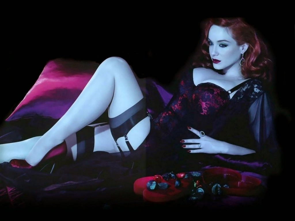 25 The Best Of Christina Hendricks Sexy Images