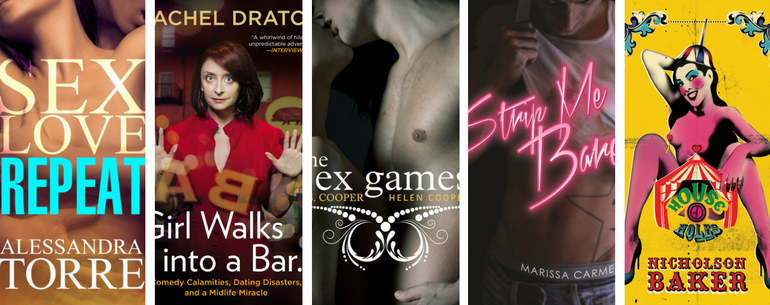 The 30 Erotic Books You Absolutely Have To Read