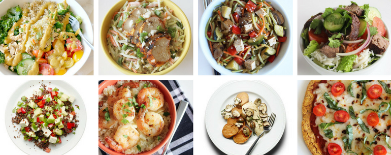 30 Super Easy Healthy Dinners That'll Help You Lose Weight