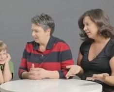 Parents Tell Kids About Sex