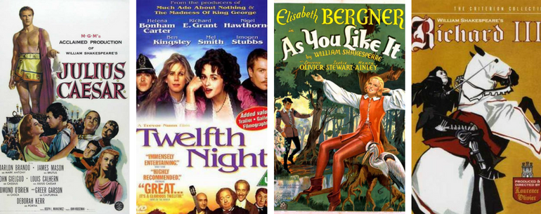 Top 25 Movies Inspired By Shakespeare Novels
