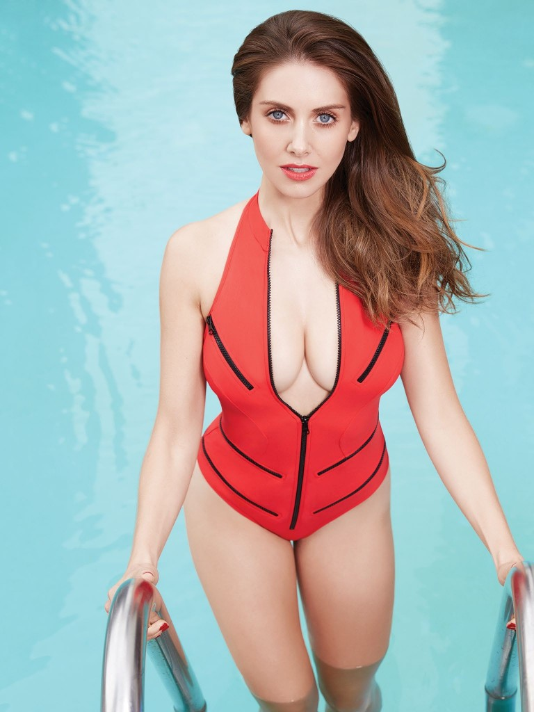 25 Fantastically Hot Alison Brie Images