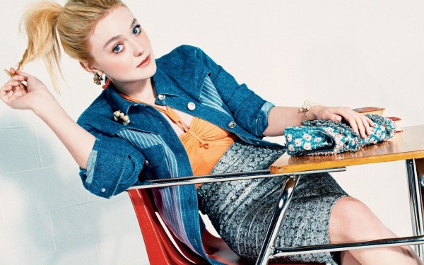 25 Best Pictures of Dakota Fanning You Were Looking For-Updated