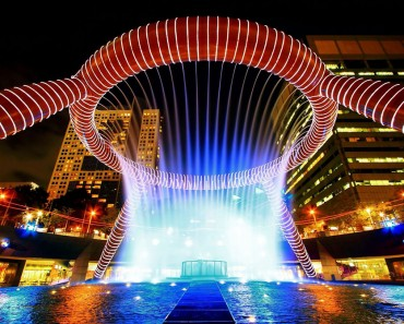Amazing Fountains