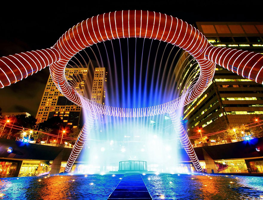 20 Most Amazing Fountains In The World