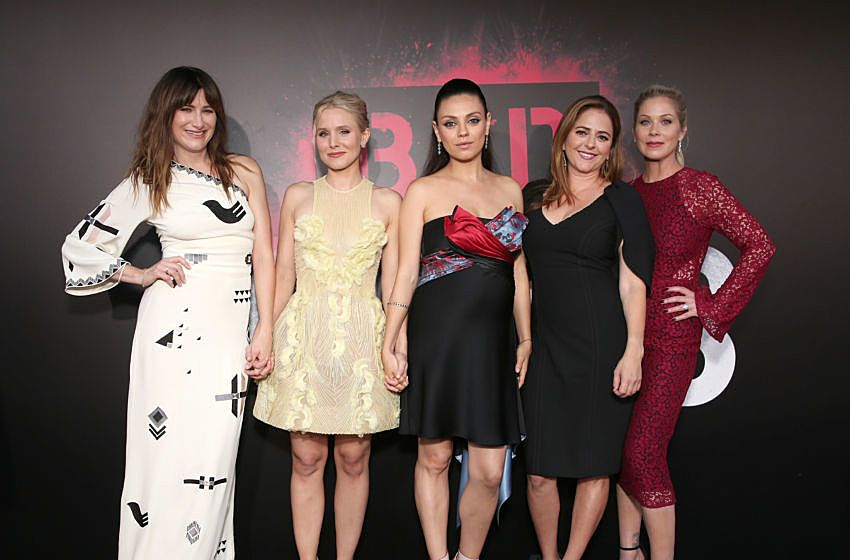 "Premiere Of STX Entertainment's ""Bad Moms"" - Red Carpet"