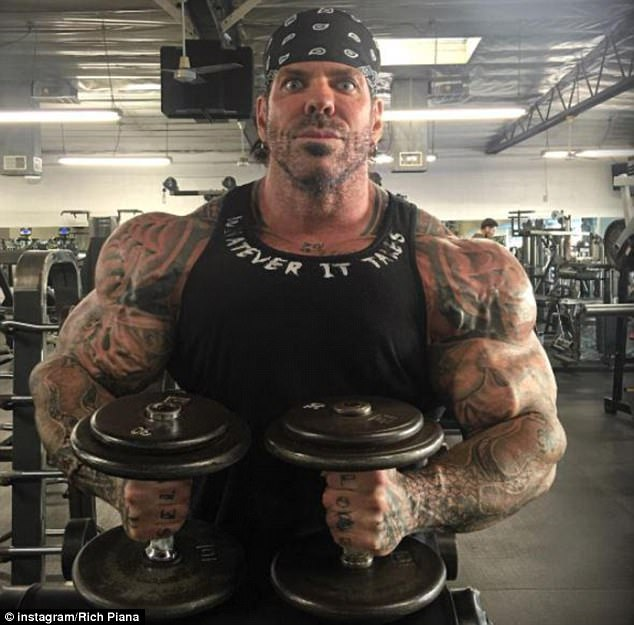 Bodybuilder Rich Piana Dies-1