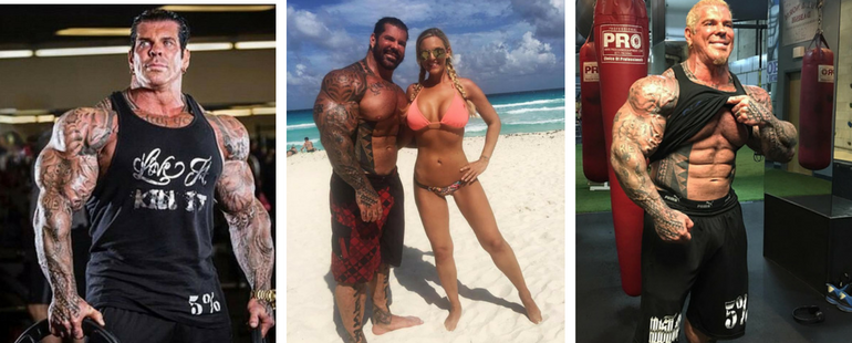 Bodybuilder Rich Piana Dies