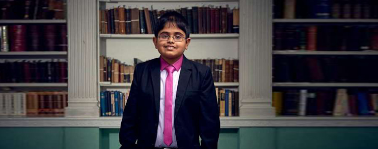 Child Genius 2017-Rahul-Indian