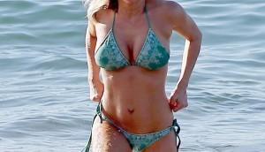 Fergie In Bikini