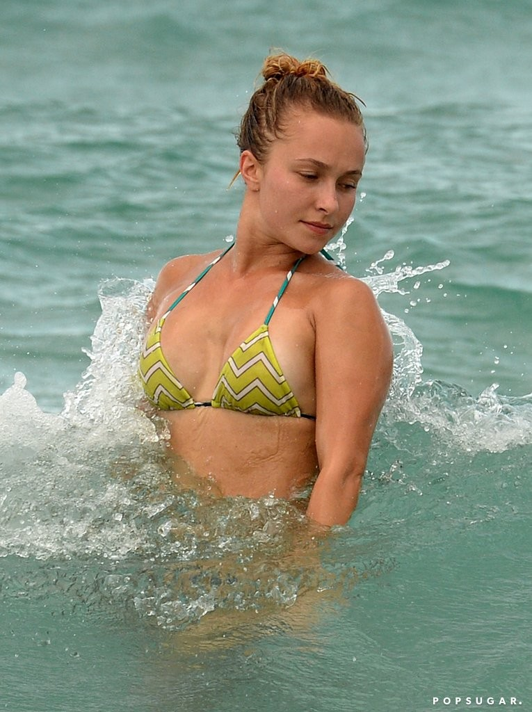 Hayden Panettiere Shows Off Her Incredible Bikini Body
