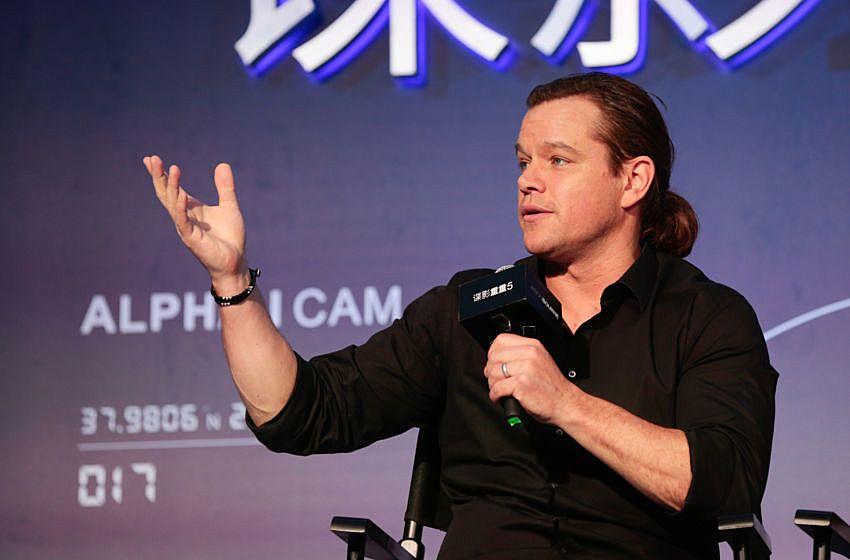 'Jason Bourne' Press Conference In Beijing