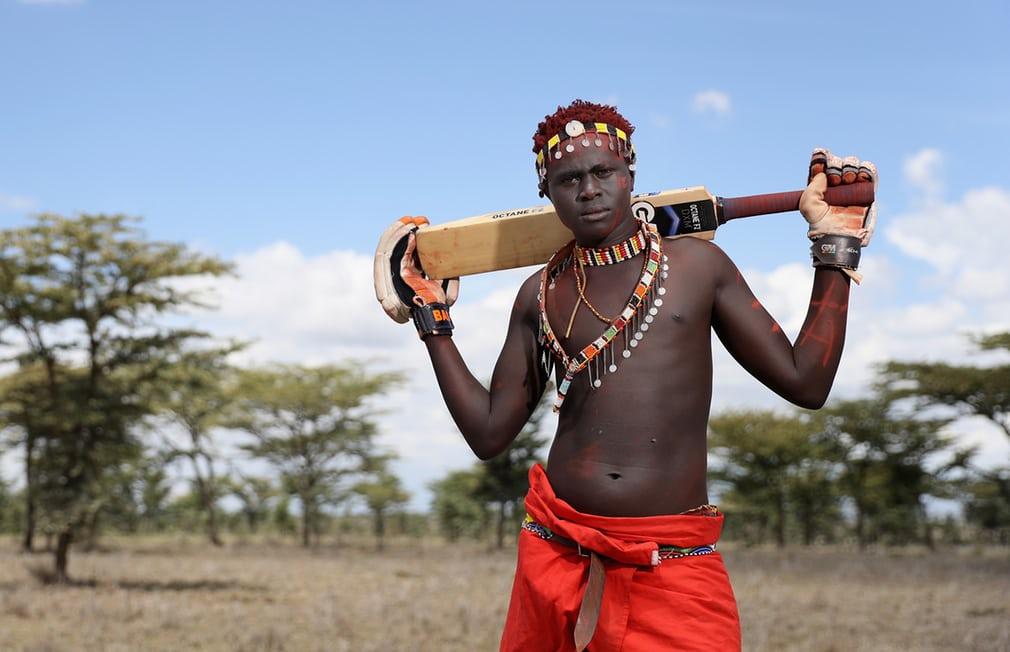 Maasai Cricket Warriors-7