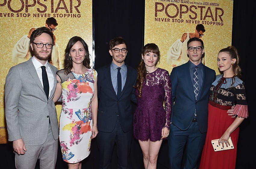 """Popstar: Never Stop Never Stopping"" New York Premiere"
