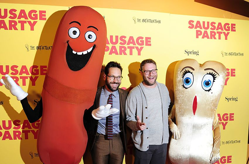 "New York Special Screening of Columbia Pictures' ""Sausage Party"