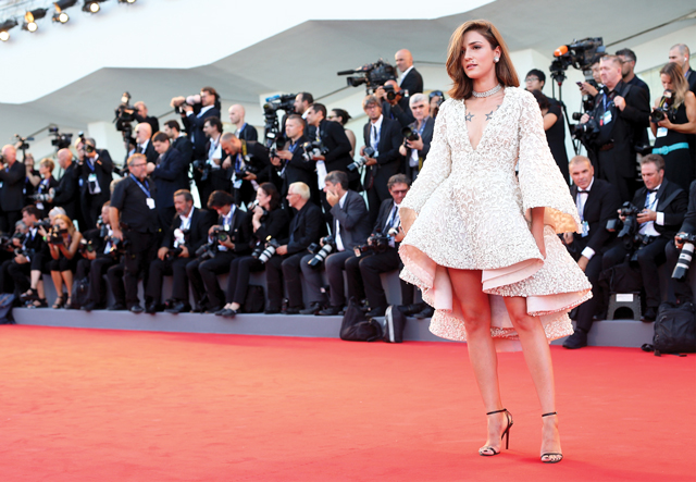 25 Best Ever Venice Film Festival Dresses