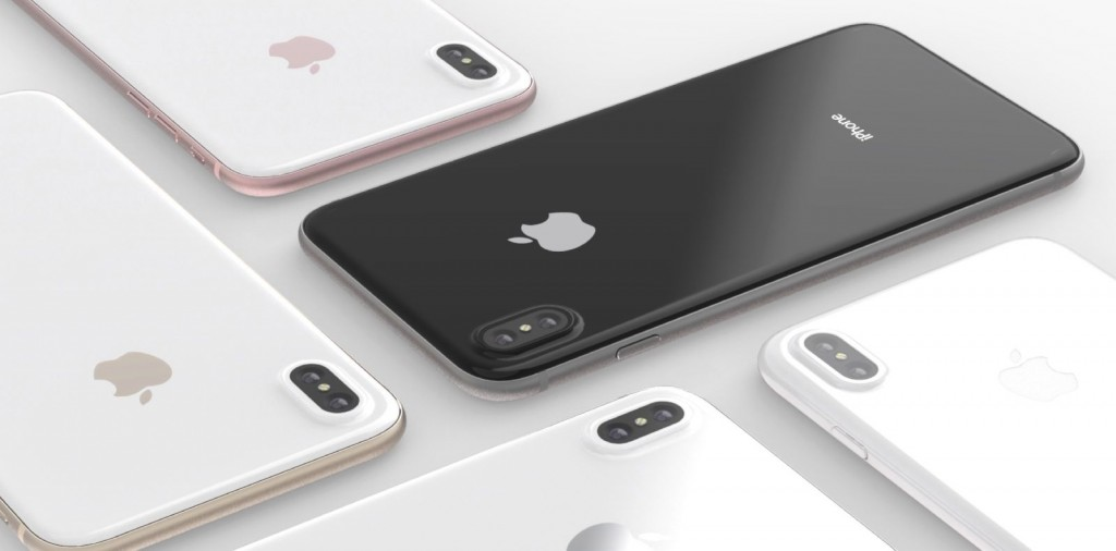 Apple iPhone 8 Leak 'Confirms' 11 New Features