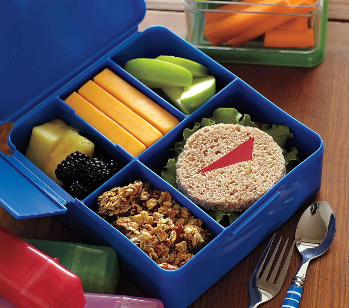 Bento Box Containers- Lunch Boxes For You
