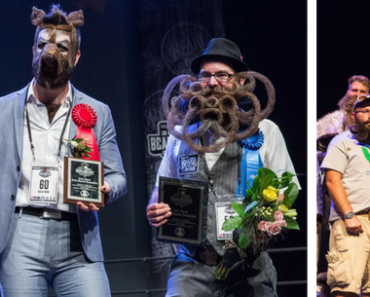 Best Facial Hair Championship Crowned